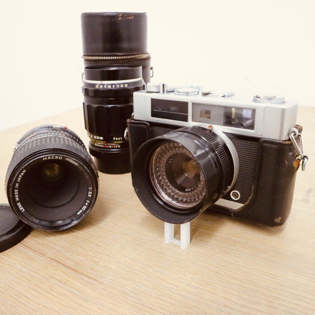 ハッセルブラッド(Hasselblad)のカメラ・レンズの買取相場とは?